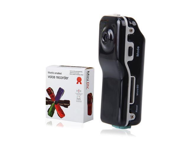 Floureon MD80 Mini DV DVR Sports Helmet Bike Motorbike Camera Video Audio Recorder Support sound control video recording