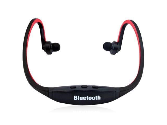 S9 Bluetooth V3.0 Wireless Sports Headphone for Smartphone Tablet PC