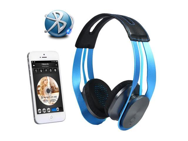 Syllable G700 Stereo Wireless Bluetooth 4.0 HIFI NFC Noise Cancellation 3.5mm Adjustable Headphone Earphone Headset with double Microphone for ...