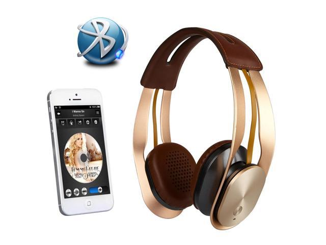 Syllable G700 Stereo Wireless Bluetooth 4.0 HIFI NFC Noise Cancellation 3.5mm Adjustable Headphone Earphone Headset with double Microphone