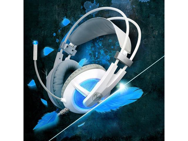 Somic G938 7.1 Surround Sound USB Gaming Headset with Mic Volume Control for PC