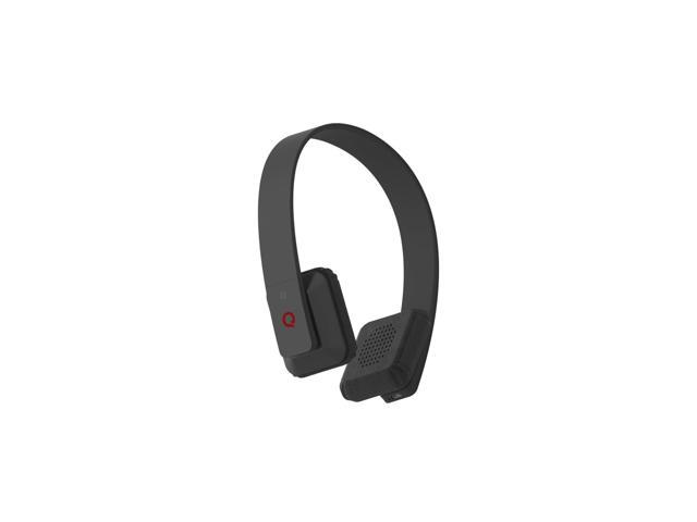 Icon Q - Boundless H1 Bluetooth v2.1 NFC Headphones with Microphone - Black - QBH510