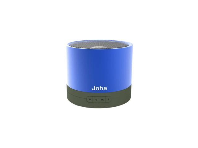 JOHA - Bluetooth v2.1 Speaker with Microphone - Blue - JBS601