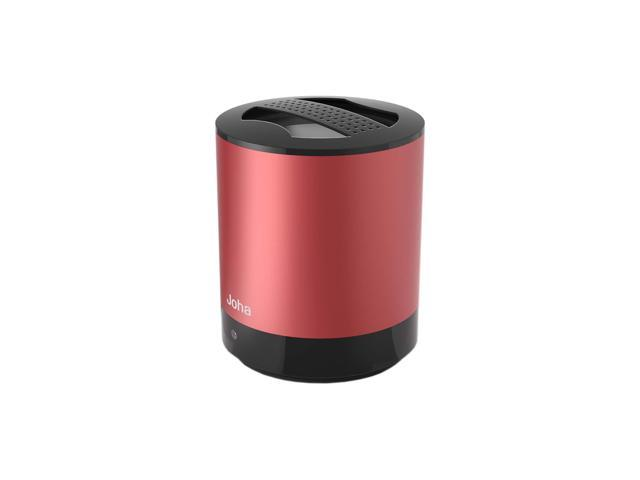 JOHA - Bluetooth v2.1 Speaker - Red - JBS602