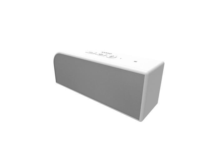 Icon Q - Boundless S4 Bluetooth v4.0 NFC Speaker with Microphone - White - QBS640