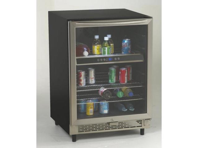 Avanti Beverage Cooler with Glass Door