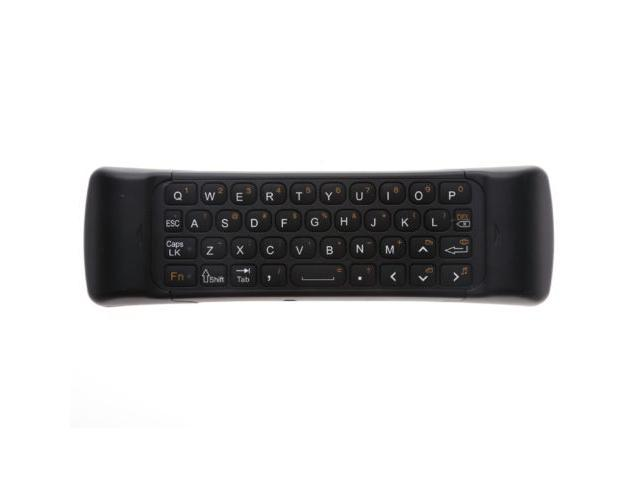 2.4G Wireless Air Fly Keyboard Mouse w/ Speaker = Microphone for PC TV