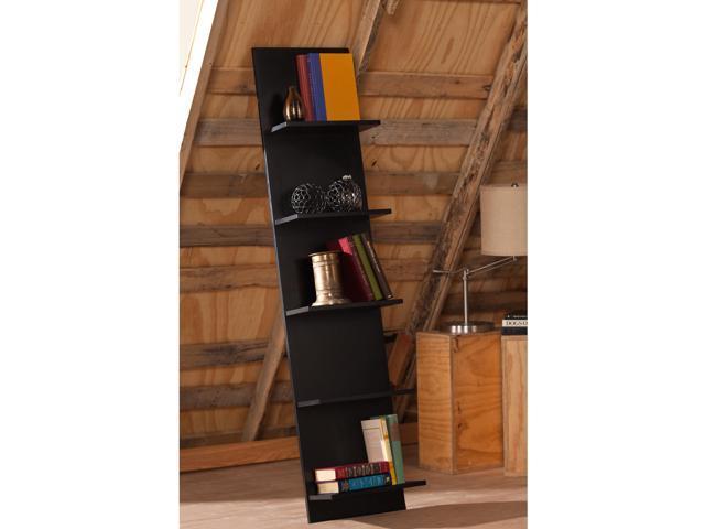 Holly & Martin Zenhe Leaning Shelf - Black