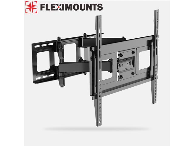 Fleximounts Full Motion Articulating Swivel Arms TV Wall Mount LED LCD TV Bracket 32 37 39 40 42 46 47 48 50 Screen w/ Bubble ...