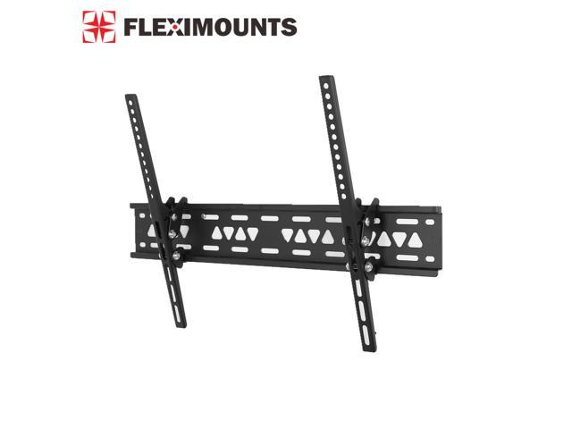 FLEXIMOUNTS T023 LCD LED Plasma Flat Tilt TV Wall Mount Bracket Low Profile Fit for 32 37 40 42 47 50 55 60 65 TV ...