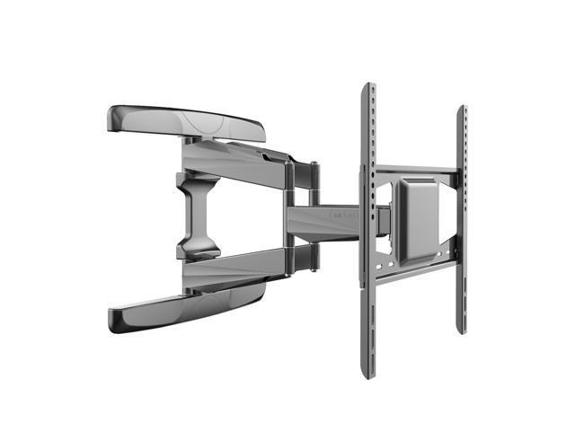 Fleximounts A05 Full Motion Articulating Arm Swivel Tilt TV Wall Mount for 37''- 60'' LED LCD Plasma TVs