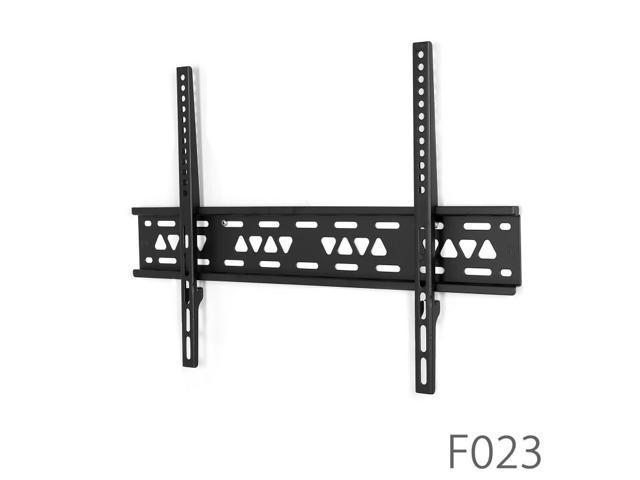 FLEXIMOUNTS Heavy Duty Low Profile Fixed LCD LED Plasma TV Wall Mount for 32 42 47 49 50 55 60 65 TV Size w/ Bubble ...