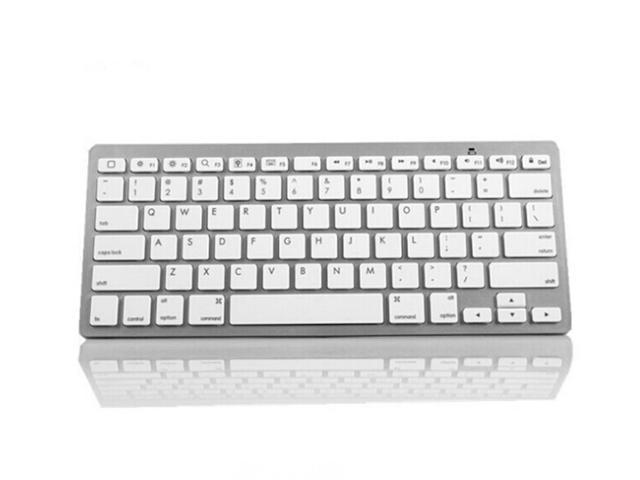 High quality Bluetooth Wireless Keyboard X5 for PC Macbook Mac iPad iPhone