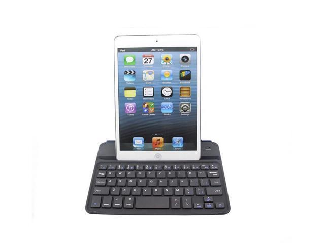 For ipad mini keyboard with magnetic stripe suction Aluminum Bluetooth Keyboard Mini Bluetooth Keyboard New