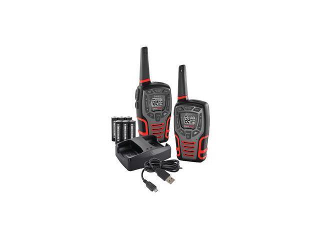 Cobra Electronics CXT545 GMRS RADIOS WATERPROOF 1PR/PK