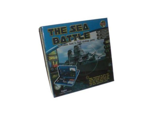 The Sea Battle War Ship Strategy Game