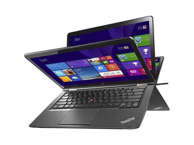 Lenovo ThinkPad Yoga 14 - Core i5-4210U, 8GB RAM, 14