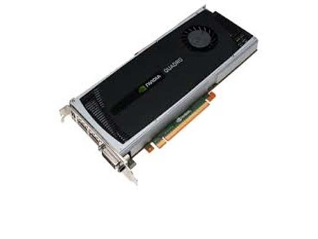 Dell Quadro 4000 2GB 256-Bit GDDR5 Standard Height Workstation Video Card 38XNM