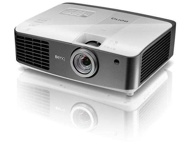 BenQ W1500 3D DLP FULL Wireless HD 1080P Home Theater Projector HDMI 2200 Lumens