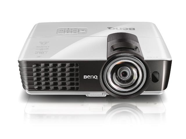 BenQ MW821ST Short Throw Bar Church Home Theater Projector HDMI WXGA 3000 Lumens  Benq 1 Year Factory Parts & Labor Warranty
