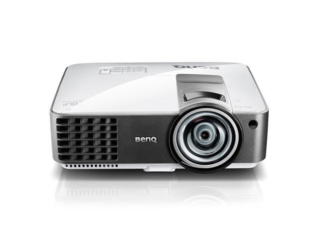 BenQ MW814ST Short Throw Bar Church Home Theater Projector HDMI WXGA 3000 Lumens Benq 1 Year Factory Parts & Labor Warranty
