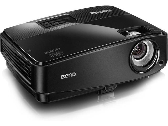 BenQ MW523 DLP School Bar Church Worship Home Theater Projector HDMI WXGA 3000 Lumens 13000:1  Benq 1 Year Factory Parts & Labor Warranty