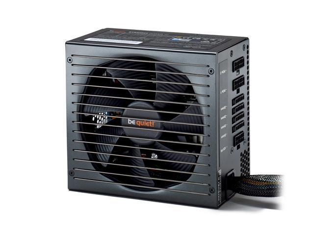 be quiet! BN636 Straight Power 10 700W ATX 12V 80 Plus Gold Modular SLI/CrossFireX Power Supply - SilentWings - 3 Fan
