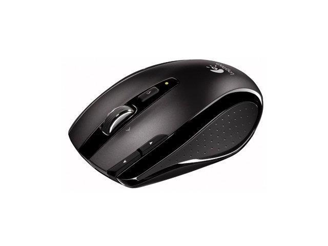 Vx Nano Notebook Mouse Black