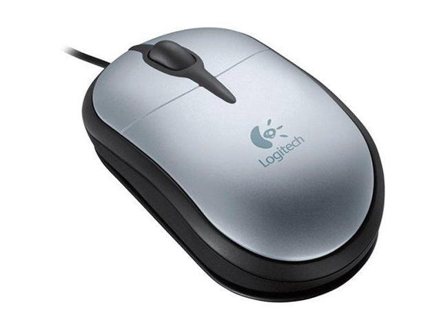 Logitech Optical Notebook Mouse Plus (USB)