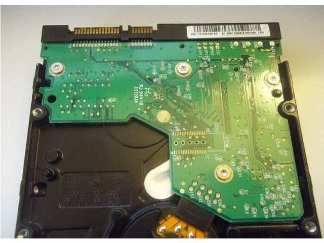 Western Digital WD 250GB SATA2 Bulk/OEM Hard Drive WD2500YS