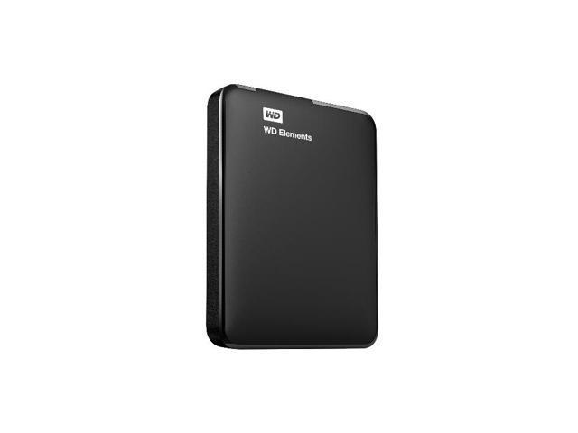 WD 1.5TB WD Elements Portable USB 3.0 Hard Drive Storage (WDBU6Y0015BBK-NESN)
