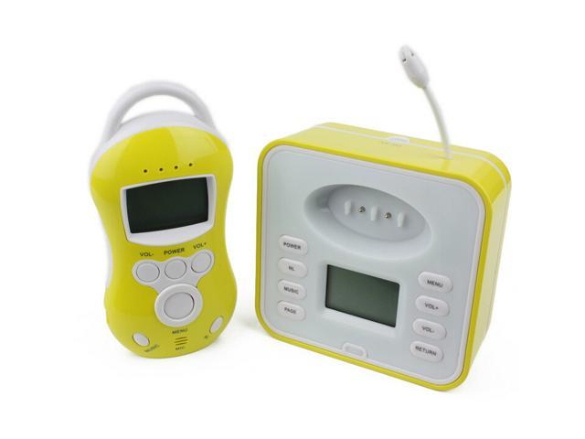 Wireless Digital Video Baby Monitor Home Safety LCD Surveillance Camera