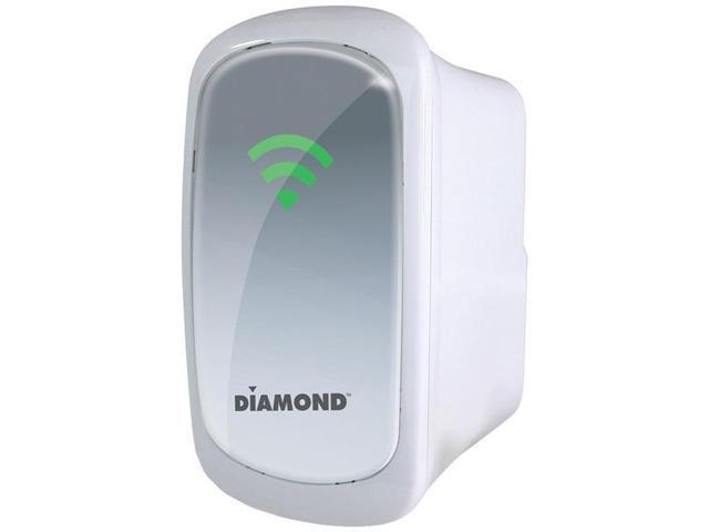 DIAMOND WR600NSI Dual Band 2.4GHz/5.0GHz Wireless 802.11n Range Extender
