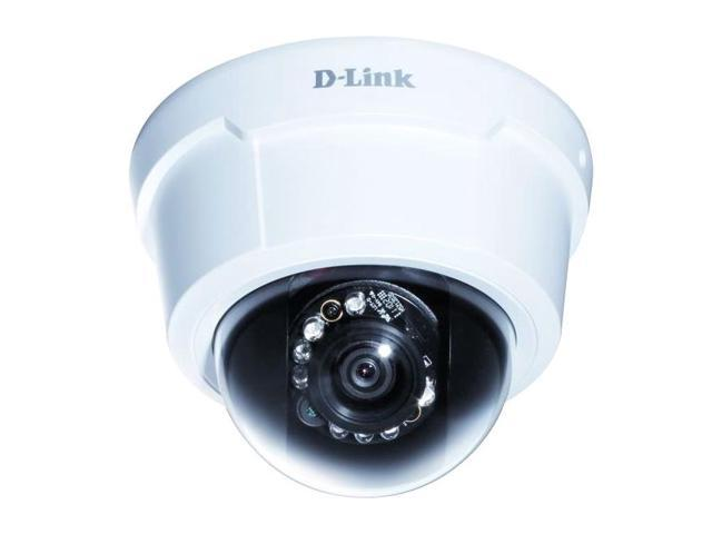 D-link Dcs-6113 Network Camera - Color - Cmos - Cable - Fast Ethernet