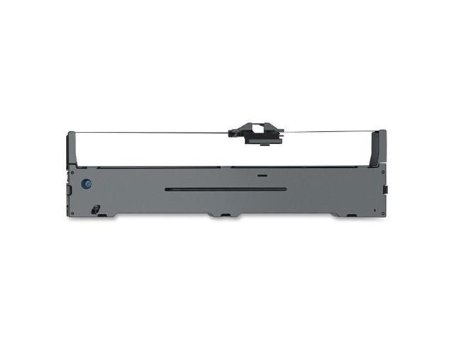 Epson Fx-890 Black Ribbon Cartridge - Black - Dot Matrix - 7500000 Character - 1 Each