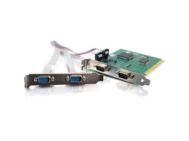 C2G Lava Quattro-PCI 4-Port PCI Serial Adapter