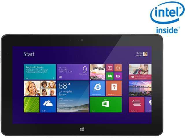 DELL Pro 11 Ultrabook / Tablet PC (2in1) - Intel Z3770 2GB RAM 64GB 10.8