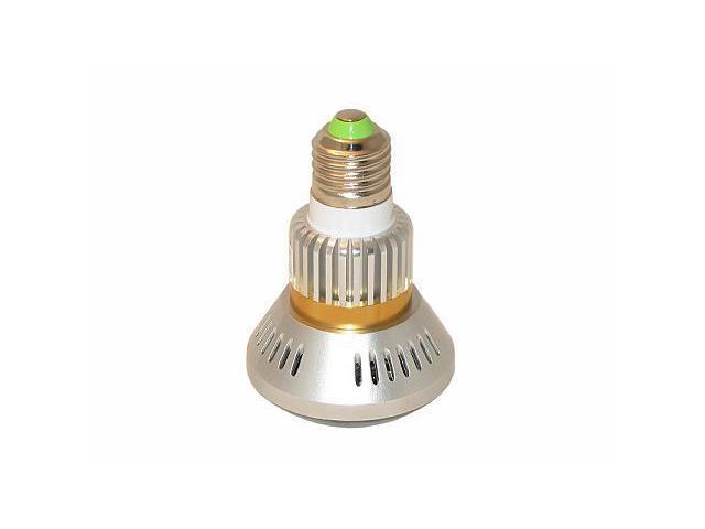 IR Nightvision Surveillance CCTV DV Motion Detect Bulb Security Camera