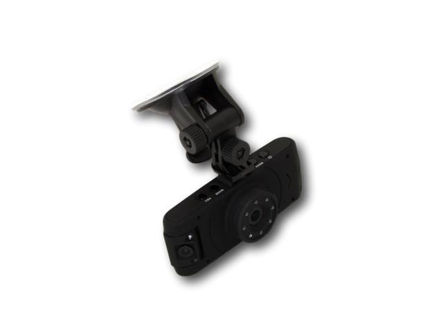 IR Nightvision + Motion Detect Dual Lens Car Vehicle HD Video Camera