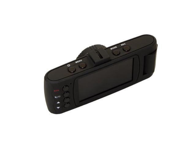 Adjustable Two Lens Infrared Camera Dash Mounted Vehicle Car Camcorder