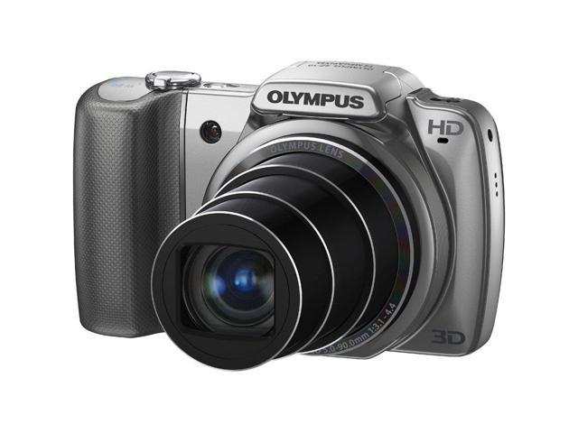 OLYMPUS SZ-10 14 MP Digital Camera with 28mm Wide-Angle 18x Optical Zoom and 3