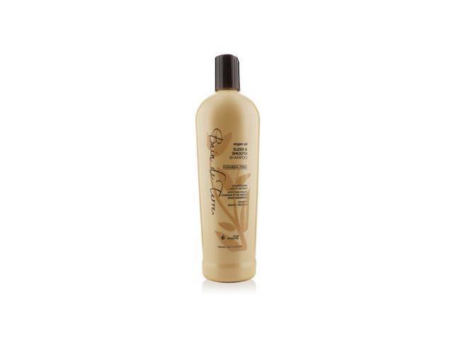 Argan Oil Sleek & Smooth Shampoo (Tame Unruly Hair & Reduce Frizz) - 400ml/13.5oz