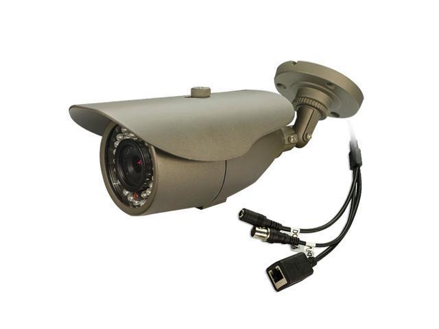 JideTech 1080P 42PCS LED IR 40M Outdoor Day & Night Waterproof IR Bullet IP Camera