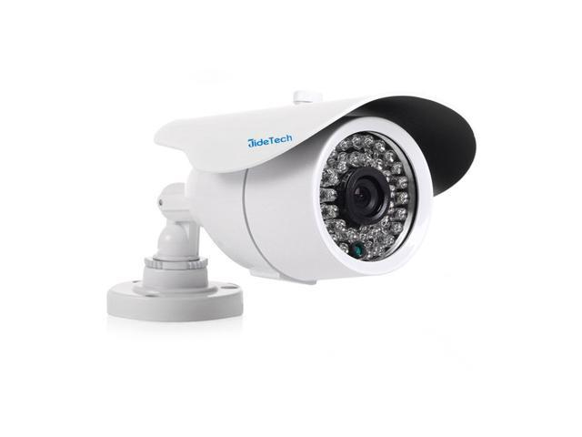 JideTech 720P P2P Mini Infrared E-mail Alarm IP66 Outdoor P2P IP Camera