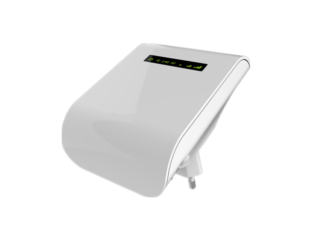 Jidetech JCG 600M 11AC Dual Band WiFi Repeater Wireless Range Extender