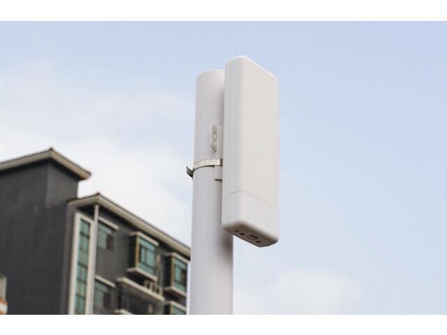 SunRise SR-1105 150Mbps 2.4Ghz High Power Outdoor Wireless Router CPE - Long Range, Waterproof