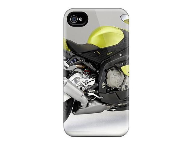 Super Mall Iphone 4/4s Well-designed Hard Case Cover Bmw 1000 Rr Yellow Protector