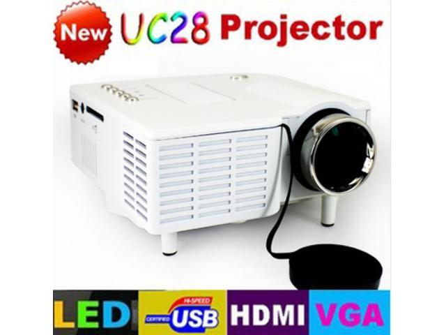 [Special Price] mini projector Home Theater Projector For Video Games TV Movie Support HDMI VGA AV Portable
