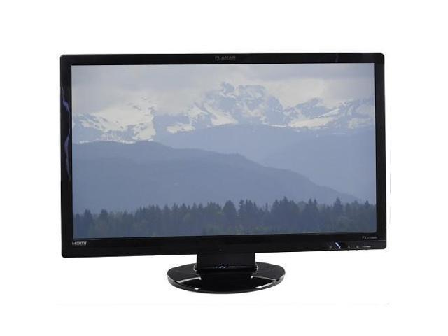 27 Planar PX2710MW HDMI 1080p Widescreen LCD Monitor w/Speakers & HDCP Support (Black)