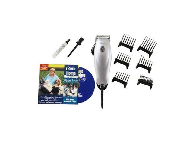 Oster 78950-100 Pet Grooming Home Kit 12 Piece Trimmer